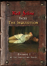 (1) Red Feline Faces the Inquisition