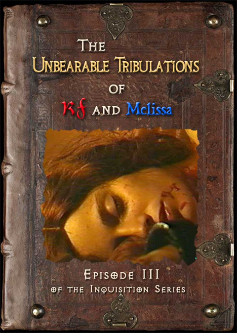 (3) The Unbearable Tribulations of Red Feline and Melissa